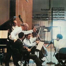 シューベルト:ピアノ五重奏曲「ます」&2つの歌曲 [ ルドルフ・ゼルキン ]