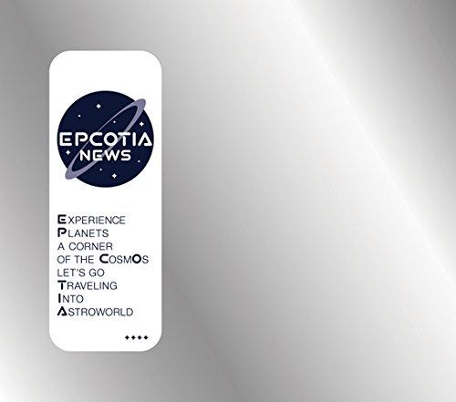 EPCOTIA (初回限定盤 CD+DVD) [ NEWS ]