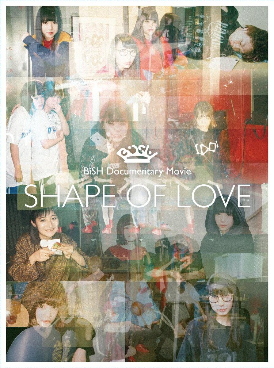 "BiSH Documentary Movie ""SHAPE OF LOVE""(初回生産限定盤)【Blu-ray】 [ BiSH ]"