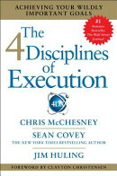 4 DISCIPLINES OF EXECUTION,THE(H)