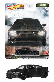 ホットウィール(Hot Wheels) ワイルド・スピード プレミアム - フューリアス・フリート ダッジ・チャージャー SRT ヘルキャット・ワイドボディ GRL82