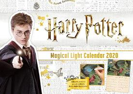 Harry Potter Magical Light Calendar 2020 (インプレスカレンダー2020) [ インプレスカレンダー編集部 ]