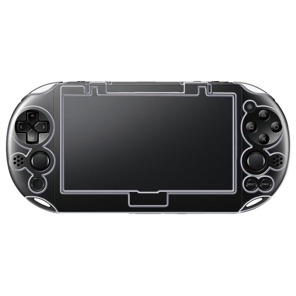 Newプロテクトケース for PSV クリア