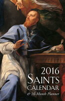 Saints Calendar and Daily Planner