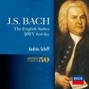 J.S.バッハ:イギリス組曲全曲