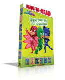 Read with the Pj Masks!: Hero School; Owlette and the Giving Owl; Race to the Moon!; Pj Masks Save t