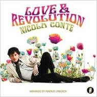 【輸入盤】Love&Revolution(Dled)[NicolaConte]