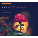【輸入盤】Viola Appassionata-italian Virtuoso Music: Laake(Gamb) Ensemble Art D'echo