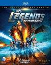 レジェンド・オブ・トゥモロー <ファースト・シーズン> コンプリート・ボックス(2枚組)【Blu-ray】 [ ウェントワース・ミラー ]