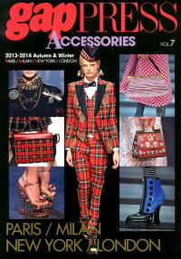 gapPRESSACCESSORIES(vol.7(2013)