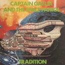 【予約】CAPTAIN GANJA AND THE SPACE PATROL