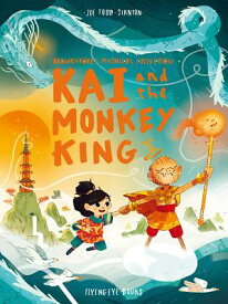 Kai and the Monkey King: Brownstone's Mythical Collection 3 KAI & THE MONKEY KING (Brownstone's Mythical Collection) [ Joe Todd Stanton ]