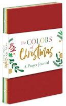 Colors of Christmas: A Devotional Prayer Journal