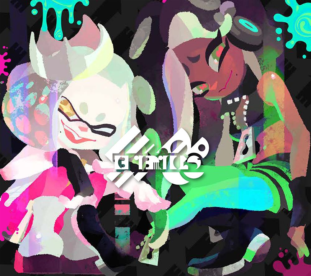 Splatoon2 ORIGINAL SOUNDTRACK -Octotune- (初回限定盤 2CD+Blu-ray) [ スプラトゥーン2 ]