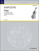 【輸入楽譜】カプースチン, Nikolai: ブルレスク Op.97