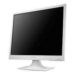 19型スクエア液晶ディスプレイ ホワイト LCD-AD192SEDSW