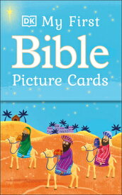My First Bible Picture Cards FLSH CARD-MY 1ST BIBLE FLASHCA [ DK ]