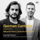【輸入盤】技巧的なソロ・ヴァイオリンを伴うドイツのカンタータ集 ナウエル・ディ・ピエロ、ヨハネス・プラムゾー…