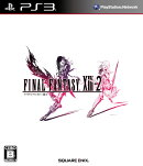 FINAL FANTASY XIII-2 PS3版