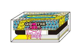 【先着特典】GO TO THE BEDS & PARADISES -LUXURY TISSUE BOX-(完全生産限定盤 2CD+Blu-ray) (GO TO THE BEDS & PARADISES缶バッヂ2個セット) [ GO TO THE BEDS & PARADISES ]