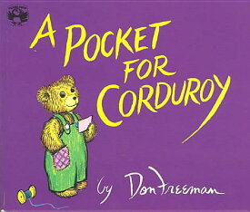 A Pocket for Corduroy PCKT FOR CORDUROY (Picture Puffin Books) [ Don Freeman ]