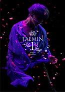 TAEMIN THE 1st STAGE 日本武道館(初回限定盤 Blu-ray)【Blu-ray】
