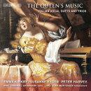 【輸入盤】女王の音楽〜17世紀イギリスの二重唱と三重唱 カークビー、リューデン、ハーヴェイ、モルテンセン