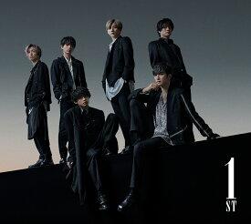 1ST (初回盤A:原石盤 CD+DVD) [ SixTONES ]