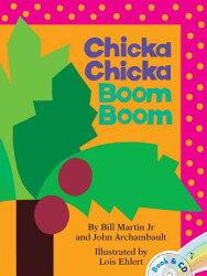 CHICKA CHICKA BOOM BOOM(P W/CD)