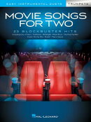 Movie Songs for Two Trumpets: Easy Instrumental Duets