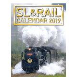 SL&RAILカレンダー(2019) ([カレンダー])