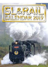 SL&RAILカレンダー 2019