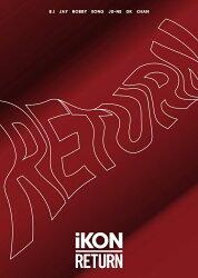 RETURN (初回限定盤 2CD+2Blu-ray+PHOTOBOOK)