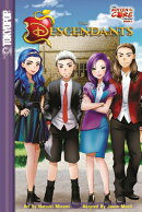 Disney Manga: Descendants the Rotten to the Core Trilogy Volume 3
