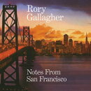 【輸入盤】Notes From San Francisco