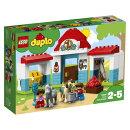 レゴ(LEGO)デュプロ ぼくじょうのこうまのおうち 10868
