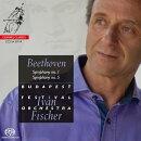 【輸入盤】交響曲第5番『運命』、第1番 イヴァン・フィッシャー&ブダペスト祝祭管弦楽団
