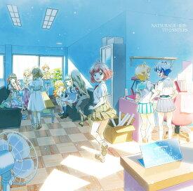 NATSUKAGE -夏陰ー (初回限定盤 CD+オリジナルメモパッド) [ 777☆SISTERS ]