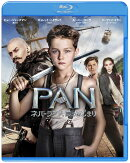 PAN〜ネバーランド、夢のはじまり〜 ブルーレイ&DVDセット(2枚組/デジタルコピー付)【初回生産限定】【Blu-ray…