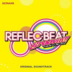 REFLEC BEAT groovin'!! + colette ORIGINAL SOUNDTRACK [ (ゲーム・ミュージック) ]