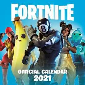 Fortnite (Official): 2021 Calendar FORTNITE (OFFICIAL) 2021 CAL [ Epic Games ]
