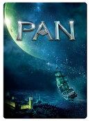 PAN〜ネバーランド、夢のはじまり〜 ブルーレイ・スチールブック仕様(1枚組/デジタルコピー付)【1,000セット限定…