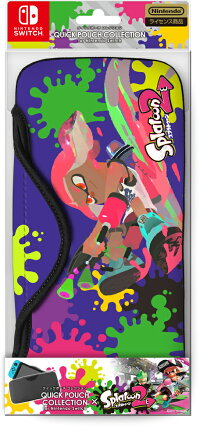 QUICKPOUCHCOLLECTIONforNintendoSwitch(Splatoon2Type-A)