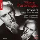 【輸入盤】交響曲第8番〜2種の演奏 ヴィルヘルム・フルトヴェングラー&ウィーン・フィル(1944)、ベルリン・フィ…