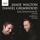 【輸入盤】Cello Sonata: J.walton(Vc) Grimwood(P) +grieg: Sonata
