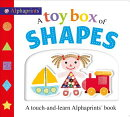 A Toy Box of Shapes: A Touch-And-Learn Alphaprints Book