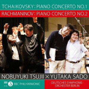 チャイコフスキー:ピアノ協奏曲第1番 ラフマニノフ:ピアノ協奏曲第2番 [ 辻井伸行×佐渡裕 ]