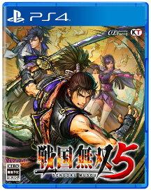 【特典】戦国無双5 PS4版(【早期購入封入特典】衣装DLコード)
