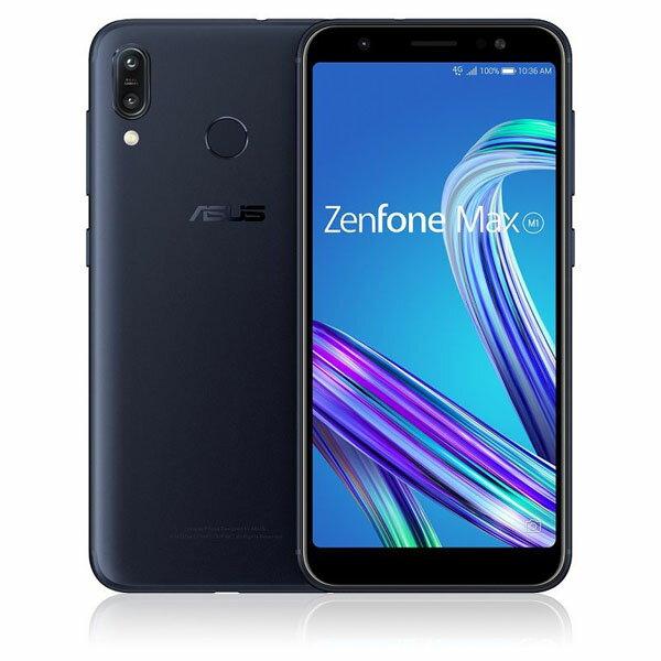 Zenfone Max M1 Series ディープシーブラック ZB555KL-BK32S3