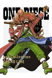 "ONE_PIECE_Log_Collection""GRAND_LINE""〈2012年6月30日までの期間限定生産・4枚組〉"
